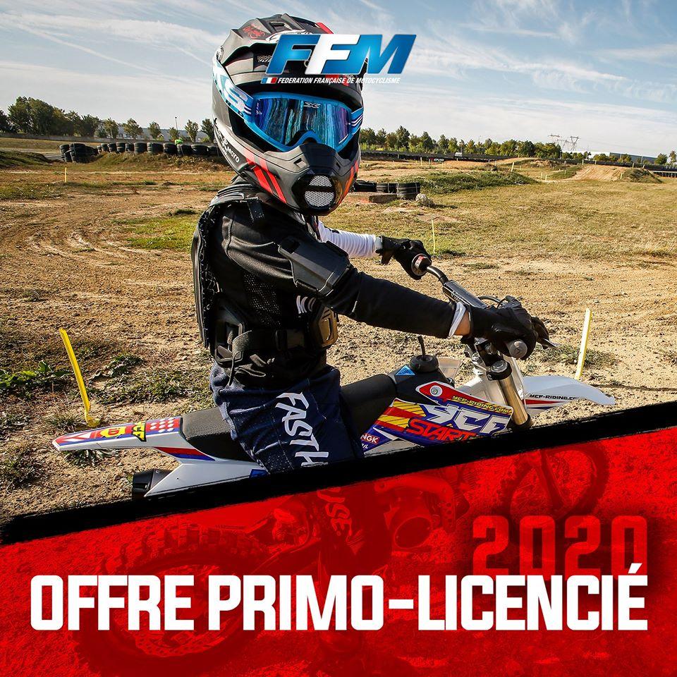 OFFRE PRIMO-LICENCIÉ 2020/2021